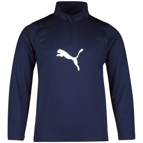 Liga 1/4 Zip Top Core, träningströja junior
