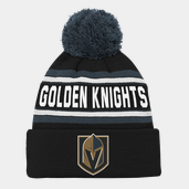NHL Jacquard Cuffed Knit With Pom 19, mössa unisex