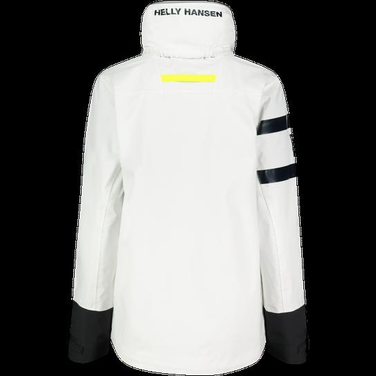 W Salt Power Jacket 008 White