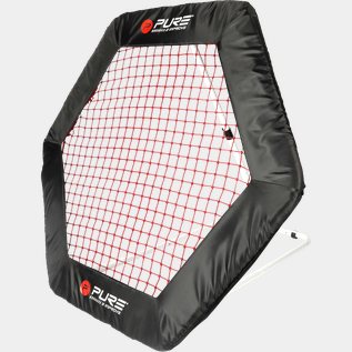 Hexagon Rebounder Fotboll