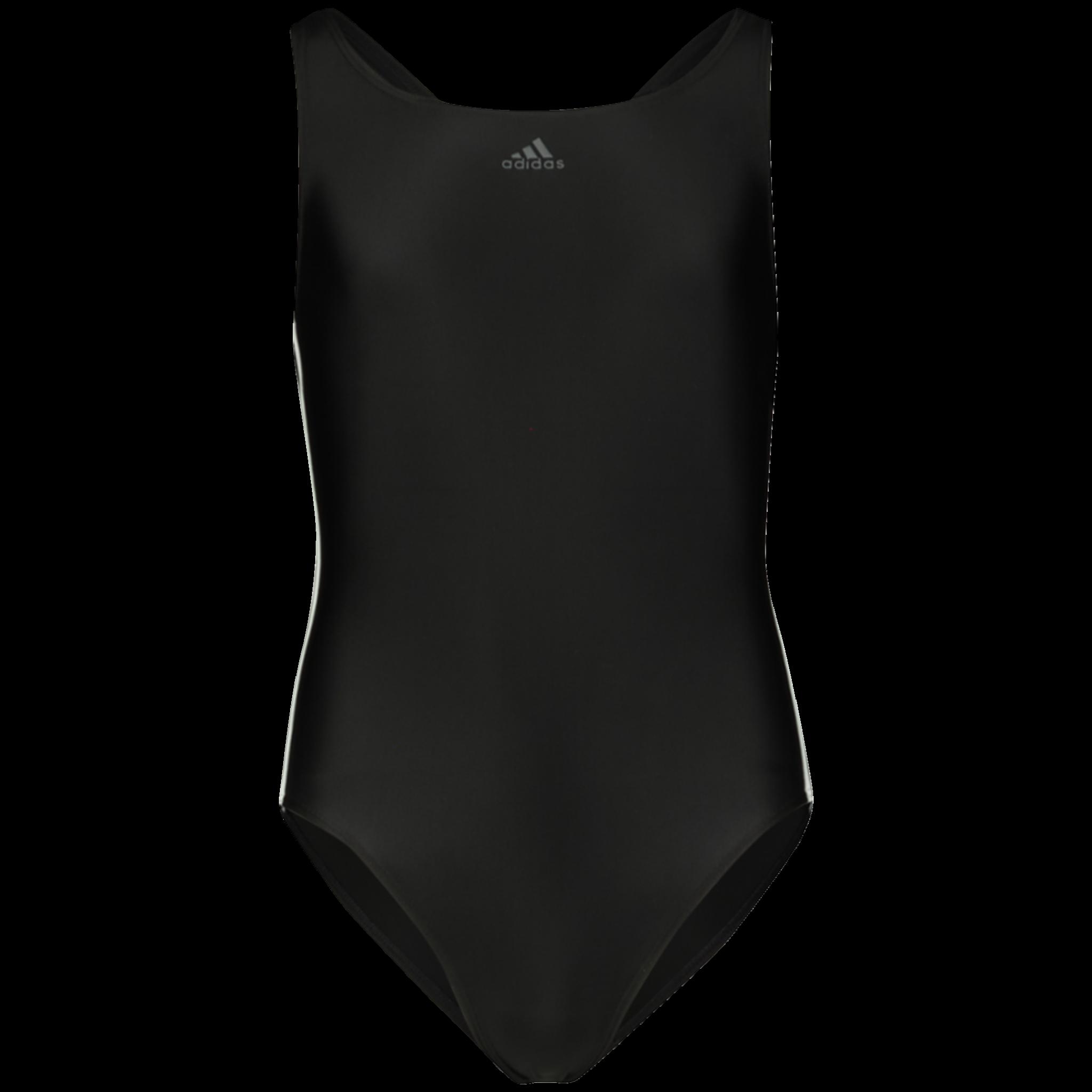 Athly V 3 Stripes Swimsuit, baddräkt junior