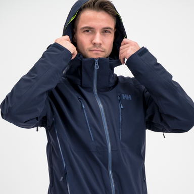 ALPHA 3.0 JACKET 597 NAVY