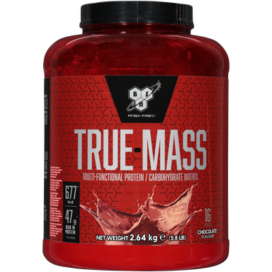 True Mass, gainer