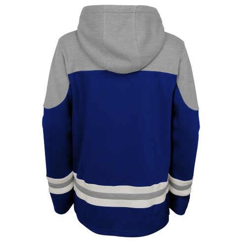 NHL Asset Pullover Hockey Hood, luvtröja junior