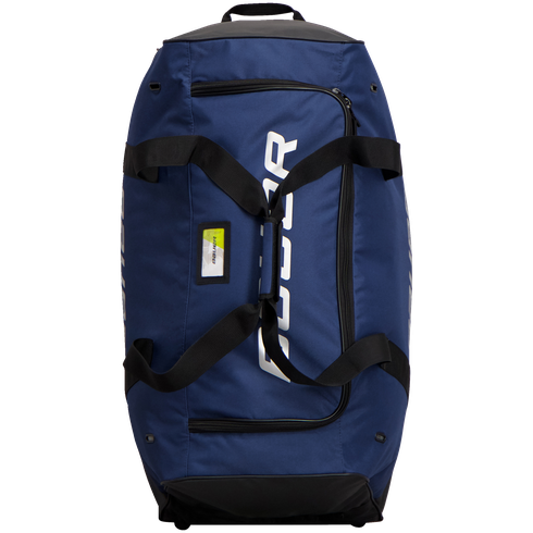 S19 Bauer Core Wheeled Bag (jr) - Nav