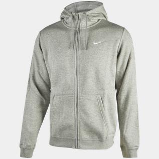 Grå Nike Fritidströjor Herr Storlek XL Tröjor Herr | XXL