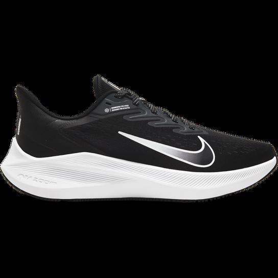 Nike Zoom Winflo 7, löparsko dam Svart Löparskor Dam   XXL