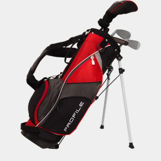 19 Profile JGI 2-8 Yrs, golfset junior