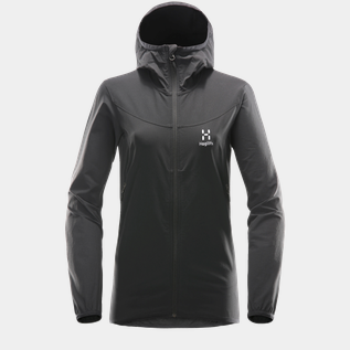 Apex Hood Jacket, softshelljacka dam