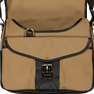 Shoulder Bag Canvas Khaki