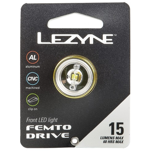 Femto Drive Front Gold
