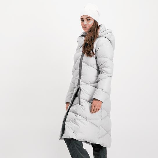 Helly Hansen Tundra Down Coat, dunjacka dam Grå