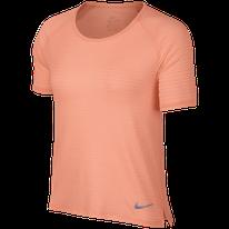 uk availability 1b9aa 44a3c Miler Breathe Short Sleeve Top, t-shirt dam. 329 - · Nike