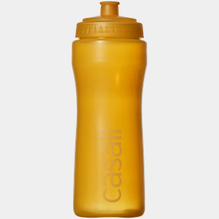 Casall Slim Eco Bottle 0,6l Golden Yellow