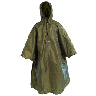 Poncho green, Large