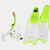 cyklop snorkel simfötter