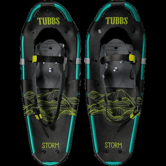Tubbs Storm Boys Multicolor Snöskor & stavar   XXL