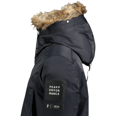Peak Local Parka, vinterparkas herr