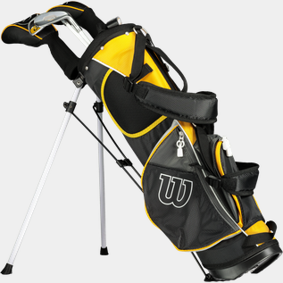19 Profile JGI 8-11 Yrs, golfset junior