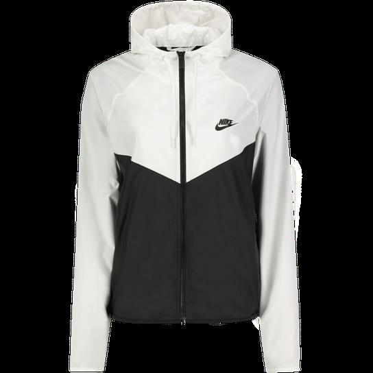 Hora fragancia deuda  Nike Sportswear Windrunner Jacket, vindjacka dam - Vit - Träningsjackor Dam  | XXL