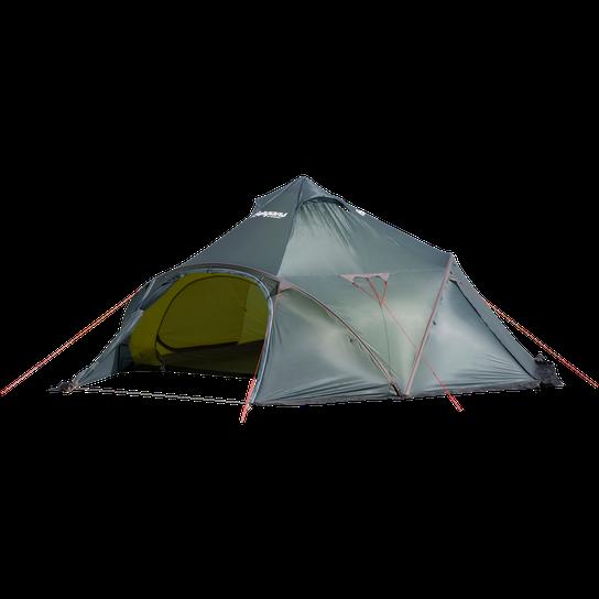 Bergans Wiglo LT4 Pers Tent, tält Blå Vandringstält   XXL