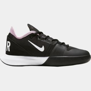 Nike Court Air Max Wildcard, tennissko dam Svart Tennisskor Dam | XXL