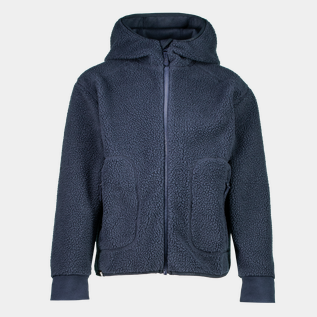 Branas Teddy Fleece Jacket, fleecejacka junior