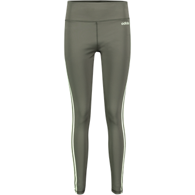 Designed To Move 3-Stripes High Rise Long Tight, träningstights dam