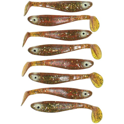 SZ McPerch Shad 90 mm, softbait