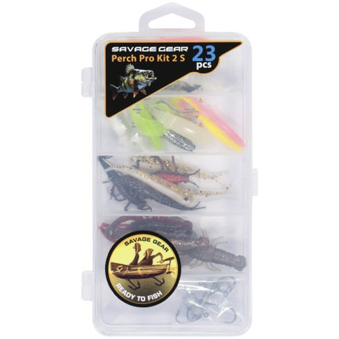 SG Perch Pro Kit2 Size S 23pcs NA